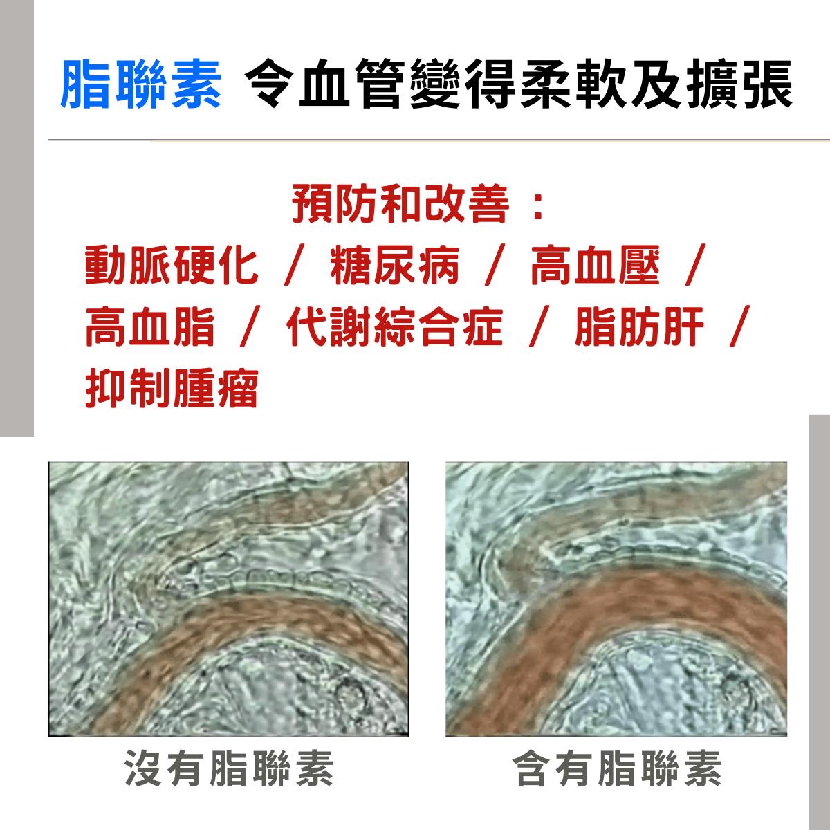 軟化及擴張血管