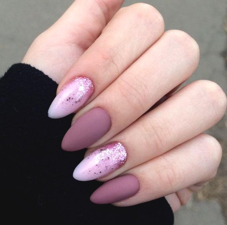 10 Elegant Rose Gold Nail Designs Ecemella