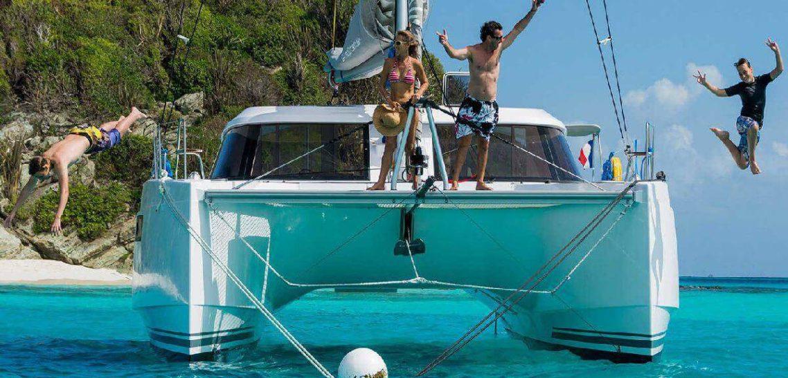 Rent a catamaran sailboat in Rimini East Coast Experience