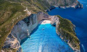 Isole Ioniche in barca. In Grecia a vela tra Zante, Cefalonia e Itaca.