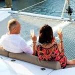 cena in barca rimini sotto le stelle east coast experience