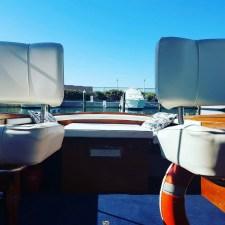ecevintage escursione in barca old style riviera romagnola