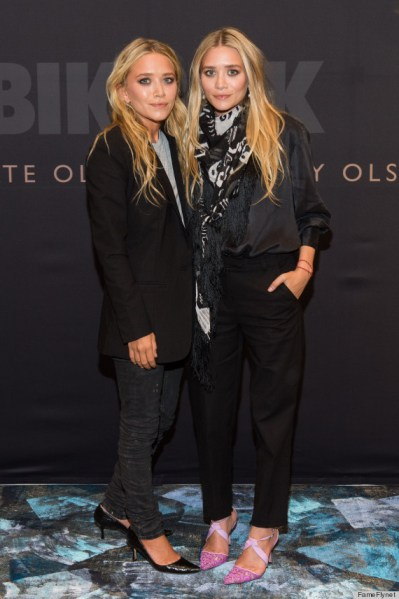 Mary-Kate & Ashley Olsen Launch Bik Bok In Oslo