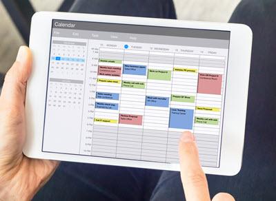 Compliance Calendar Template Ecesis