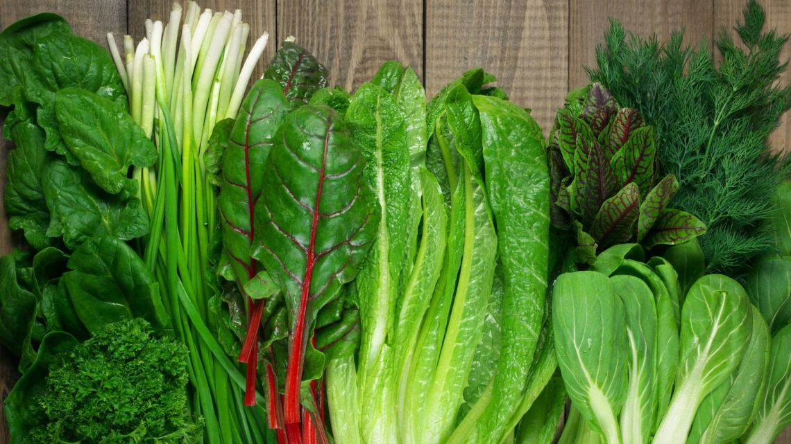 Nutrientes: Las verduras de hoja verde que mejor sientan a tu cuerpo