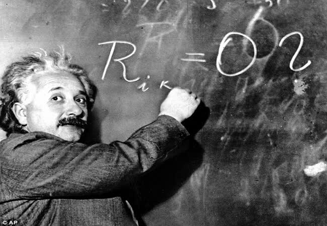 Einstein Teaching General Relativity