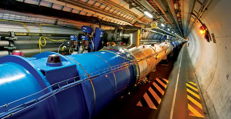 particle accelerator for electrical bodies