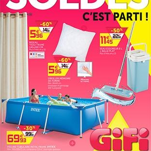 Catalogue Soldes Gifi Jusqu A 70 De Reduction Piscines