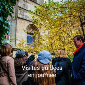 Visite guidée dans Paris