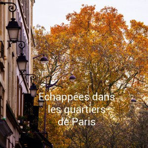Quartier de Paris