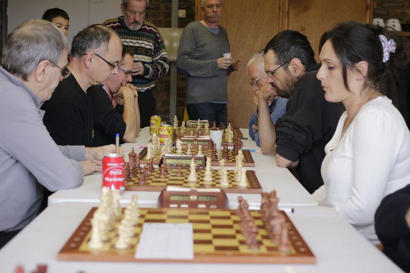 D2-ronde3:FouesnantB – BrestD