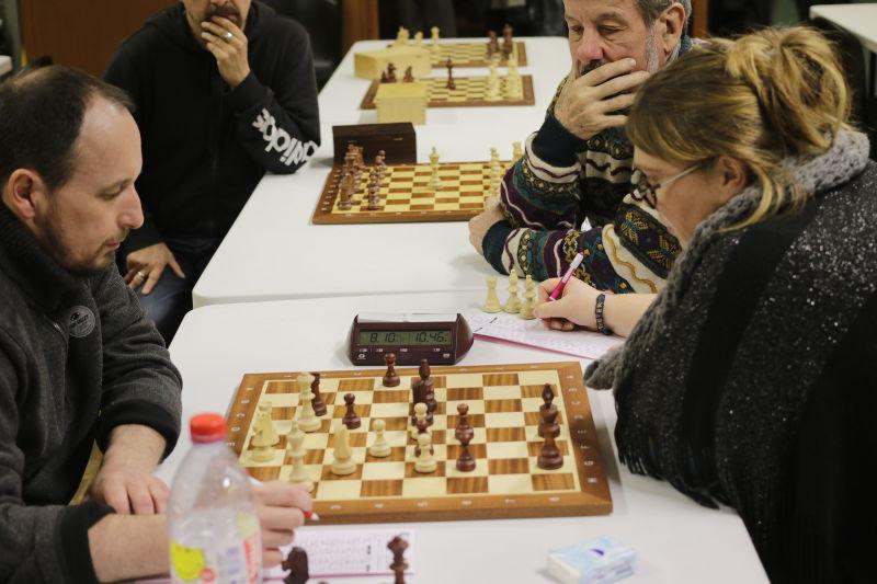 N4 ronde3 à Fouesnant: la partie décisive