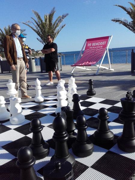 1ère Journée mondiale échecs