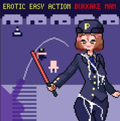 【FANZA,DLsite】BUKKAKE MAN【商品情報】