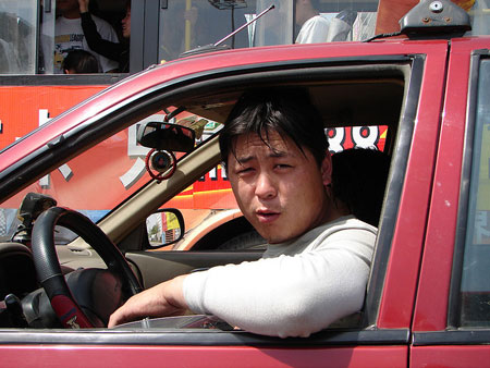 Image result for china taxi driver