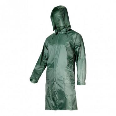 echipament de protectie pelerina ploaie culoare verde