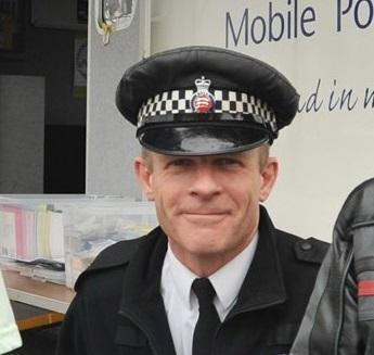 PC Clive Hansen