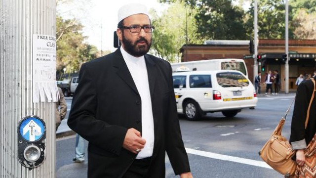 Seige gunman and self-styled Muslim cleric Man Hanon Moris.