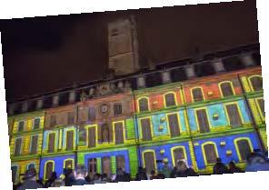 Les Fééries de Noël à Dijon
