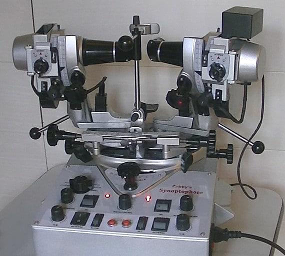 Synoptophore ZABBY'S