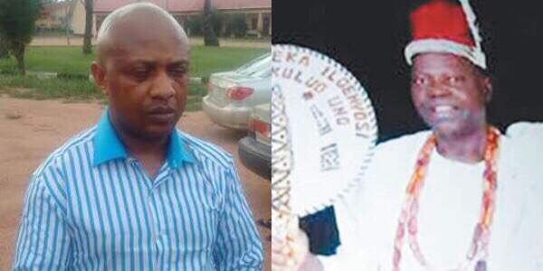 Former Super Eagles player shares how Evans kidnapped, killed his father after collecting Ransom