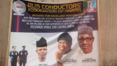Image result for bus conductors association of nigeria