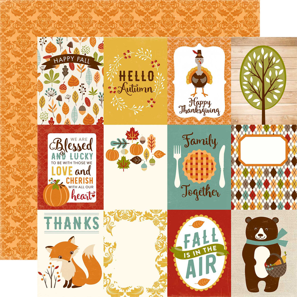 fall is in the air fia112002 3x4 journaling cards