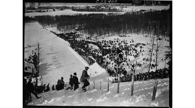 1924 : les premières olympiades d'hiver