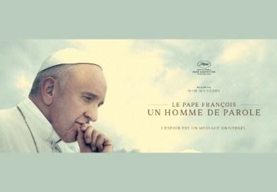 Film : le pape François, un homme de parole