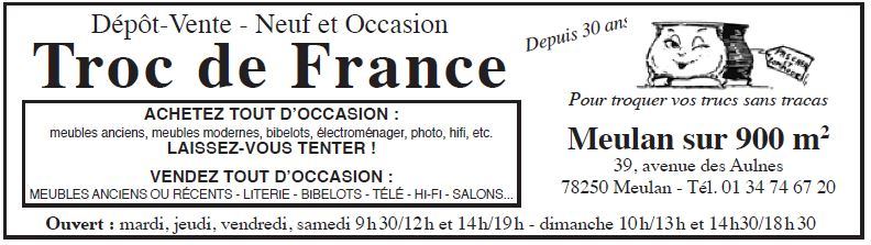 Troc de France