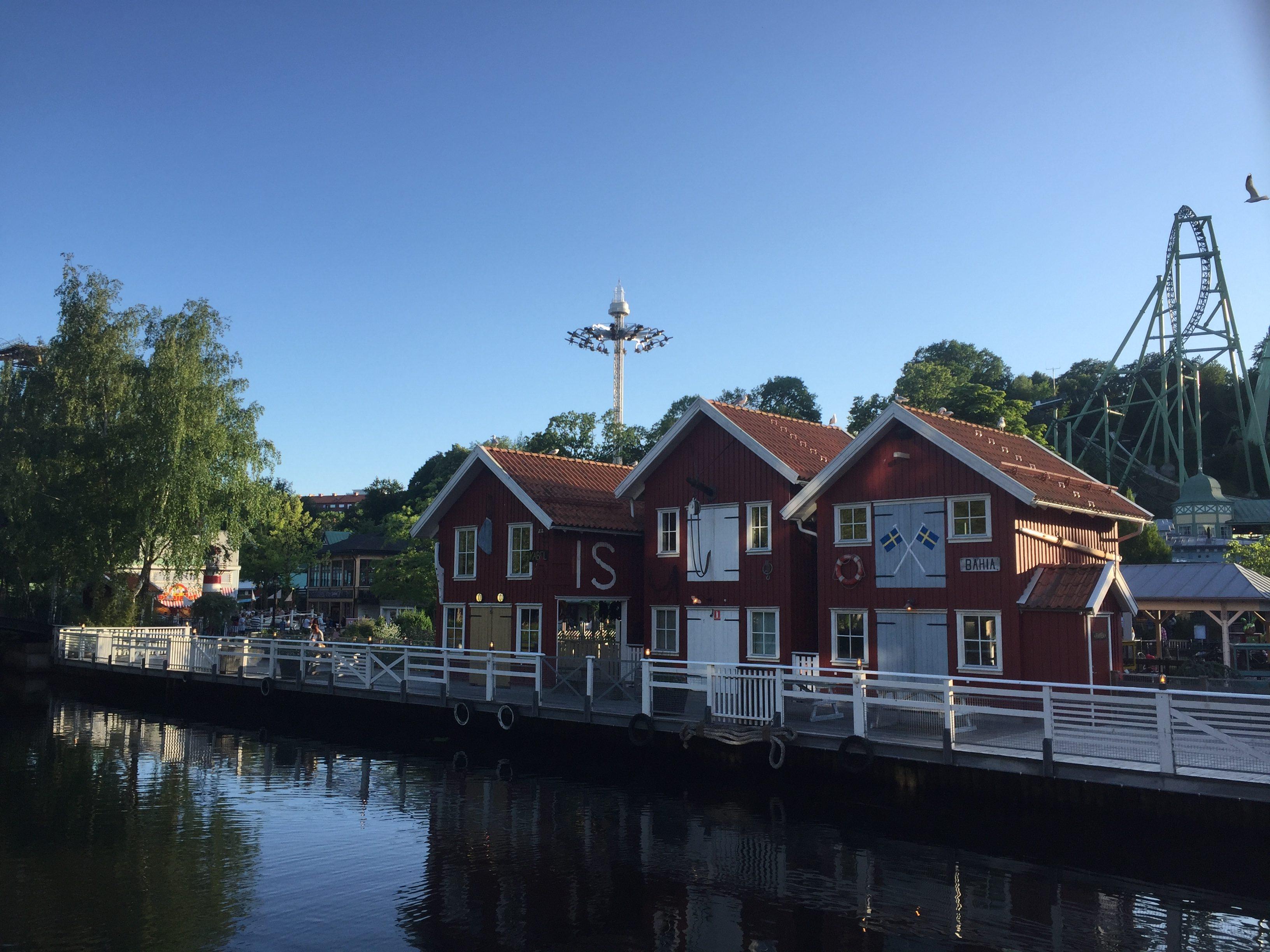 Liseberg Zweden