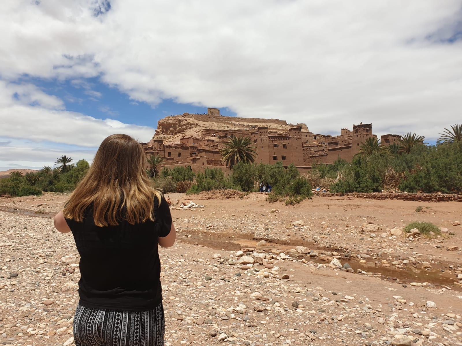 Ait ben haddou in Marokko