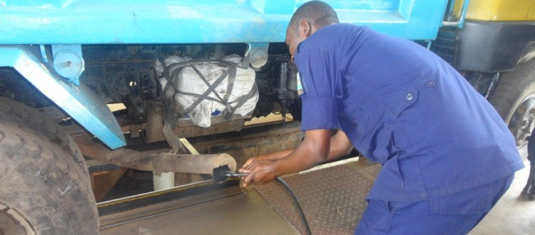 CCAC and ECI supporting Rwanda to develop vehicle emission standards
