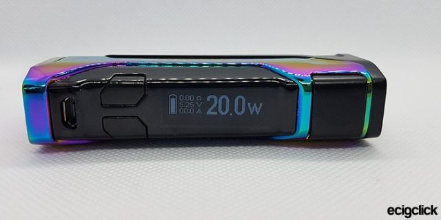 Wismec-CB80-Screen-On