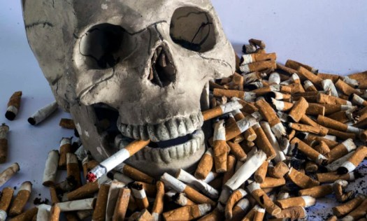 Smokers Condemned To Death