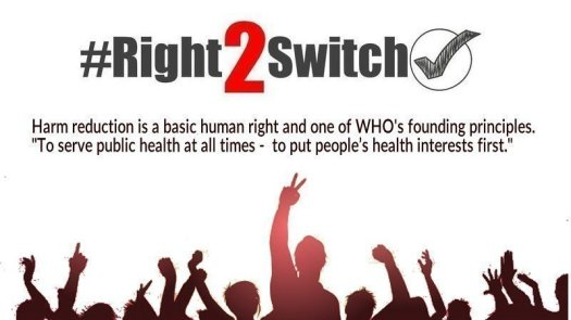 right to switch pro vape petition
