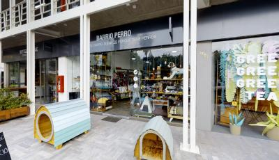 BARRIO PERRO 3D Model