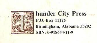 Thunder City Press