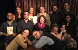 AWP 2017 DC @ Busboys & Poets: Eckleburg and Cherry Tree