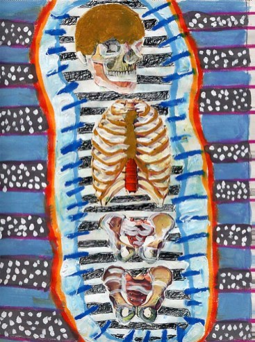 Bones II. Ira Joel Haber. The Eckleburg Gallery