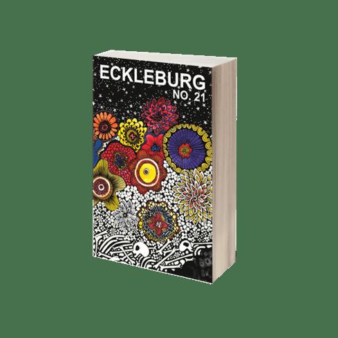 Eckleburg No. 21 Paperback Cover
