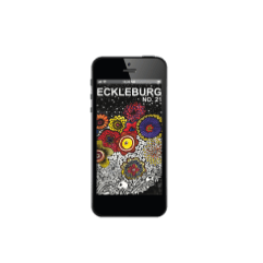 Eckleburg No. 21 iPhone Cover