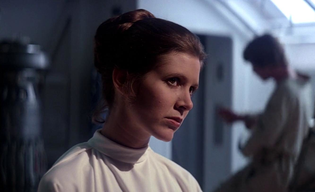 Photo of Princess Leia