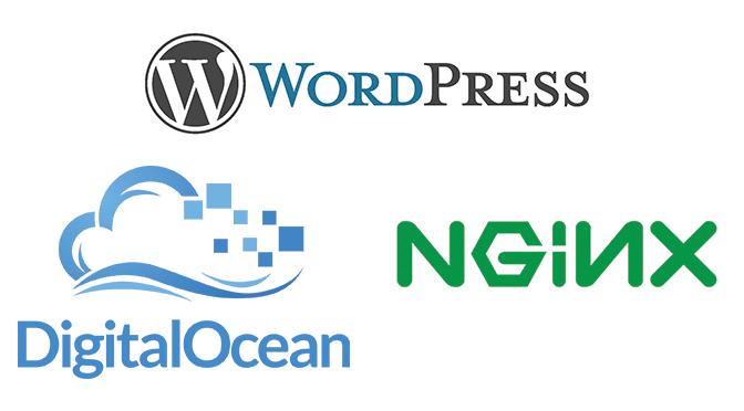 Wordpress DigitalOcean Nginx