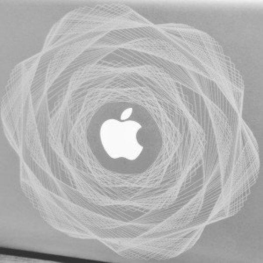 incisione MacBook