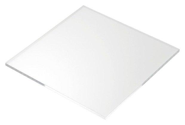 plexiglass trasparente taglio laser