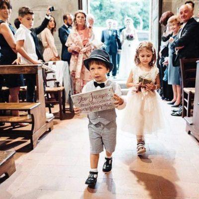 damigella matrimonio