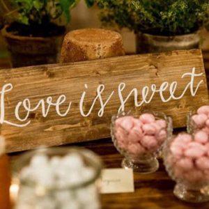 decorazione tavoli matrimonio