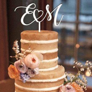 decorazione torta matrimonio