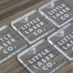 etichette plastica